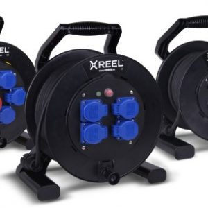 Kabel Reel XREEL (Konektor Power)
