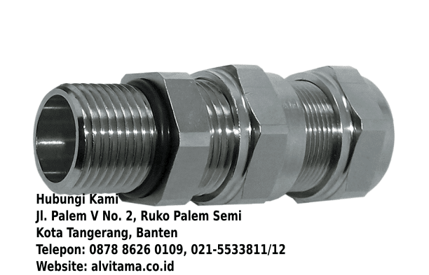 Jual Cable Glands Armoured Type CGA